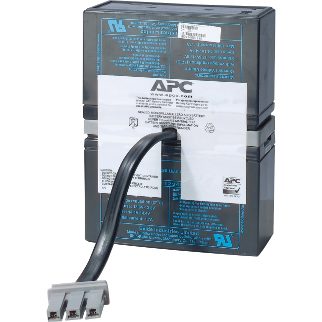 APC-RBC33-REPLACEMENT-BATTERY-CARTRIDGE-FOR-BACK-UPS-RS-XS-HT-1500VA