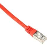 3.0-m BLACK BOX C5EPC70-GY-10 GigaBase 3 CAT5e 350-MHz Lockable Patch Cable 10-ft. UTP Gray