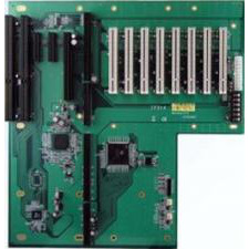 8-Slots Industrial PICMG 1.0 Backplane with 3X PCI and 4X ISA Slots PBP-08P3