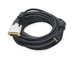 SYBA SY-DVIHDMI-MM30 30_FEET_DVI_DUAL_LINK_TO_HDMI_MALE_MALE_CABLE_GOLD