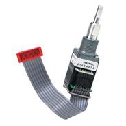 pushbutton 22.5-deg; or 16 positions 5V input 6.0in Encoders Encoder high torque centers connector .050in cable